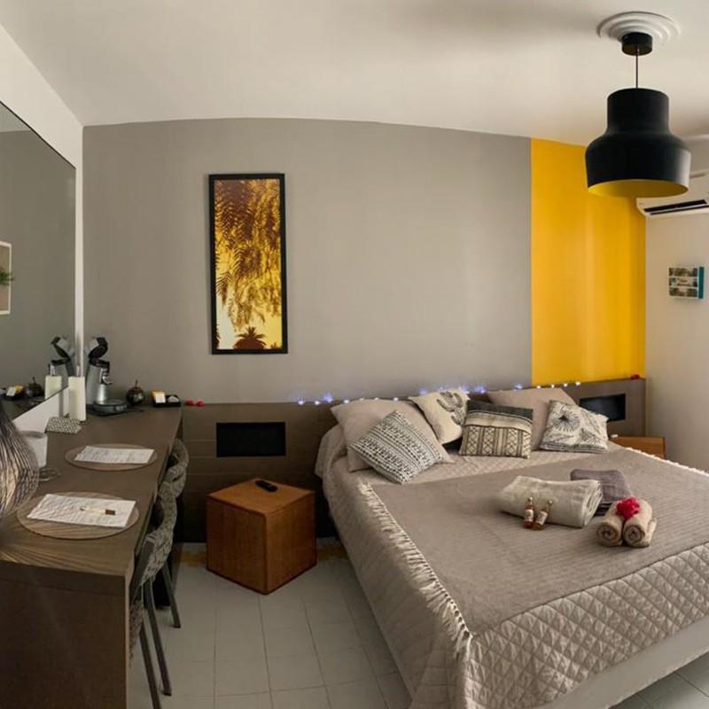 Séjour à partir de 2 nuits en studio privé au sein de l'hôtel Manganao  • Studio Ti Colibri : 8J/7N