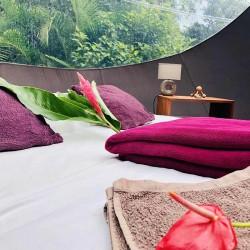 Sainte Rose : séjour insolite 2J/1N en Duo • Gwada Natura Resort Ecolodges & Spa (week end)