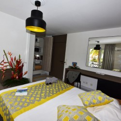 GPE • Manganao Hotel*** Séjour 2J/1N en studio équipé avec petit-déjeuner
