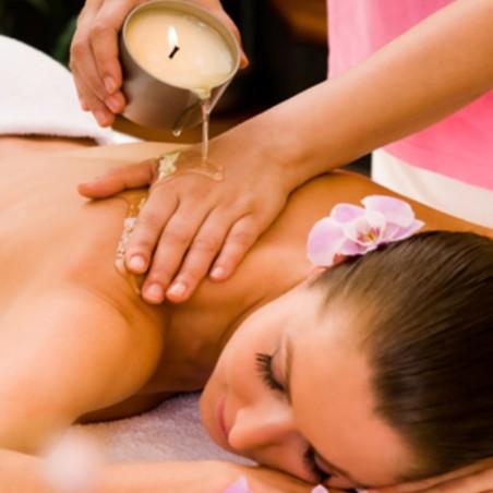 Massage a la bougie : un pur moment de relaxation aux...
