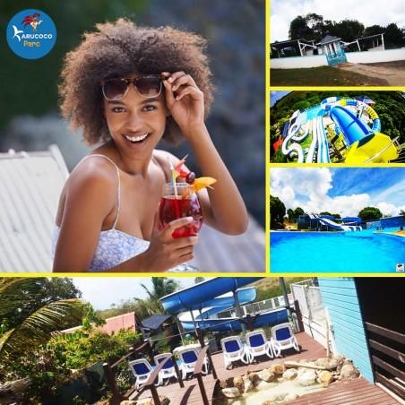 Nouvel espace VIP Paradise Lounge du Karucoco Parc à...