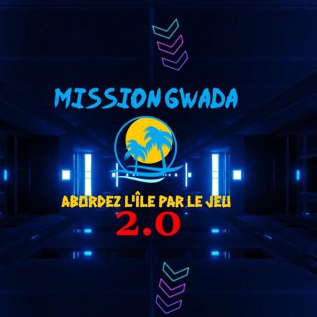 Mission Gwada 2.0 : relèverez vous le defi ?  • ZEA