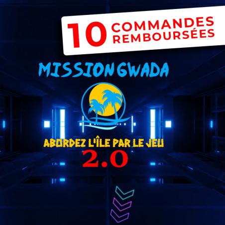 Votre Défi Mission Gwada 2.0 en Nord Basse Terre offerte*...