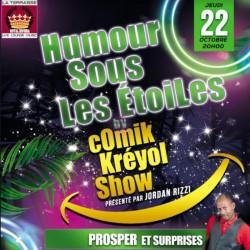 Humour sous les Etoiles by CKS le Jeudi 22 Octobre au Royal Riviera