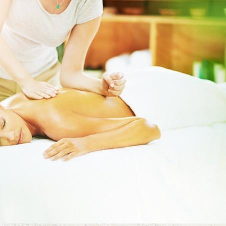 Découvrez le massage énergisant TAO aux huiles...