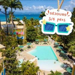 Séjour pour 4 personnes avec Petit déjeuner à partir de 1 nuit • Canella Beach Hôtel : 4J3N