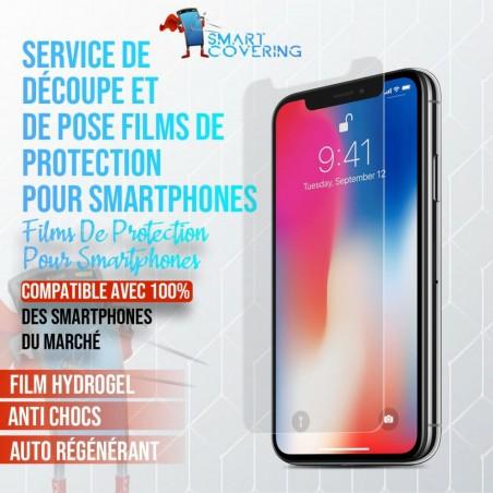 Pose de film protection pour téléphone toutes marques •...