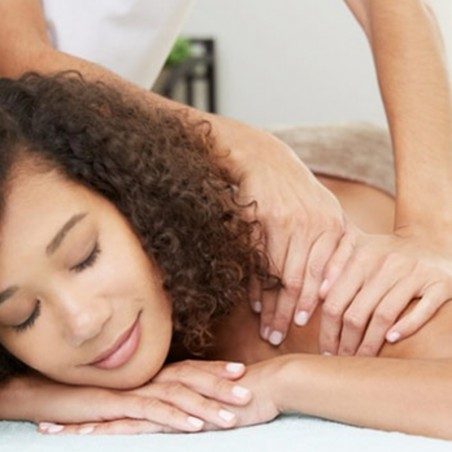 Rituel Énergisant : Massage dos, bras, jambes, pieds et...