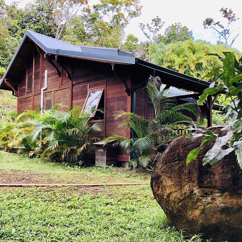 Séjour nature à partir de 2 nuits en duo ou en famille • Gwada Natura Resort Ecolodges & Spa : 3J2N Famille
