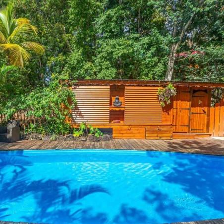 Au jardin des colibris : Villa Nature Bay (vue mer) pour...
