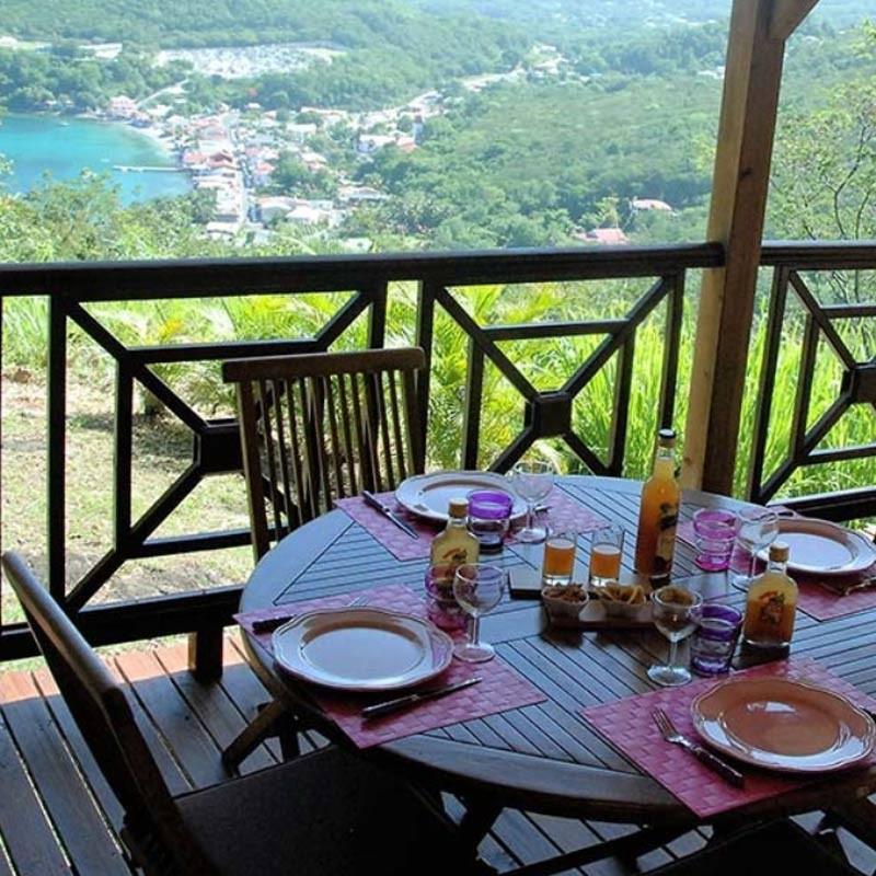 Secret Lodge : séjour 2 nuits pour 2 personnes  • Au jardin des colibris