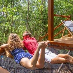 Au Jardin des Colibris : découvrez le Nid des colibris avec ce séjour 2 nuits en duo