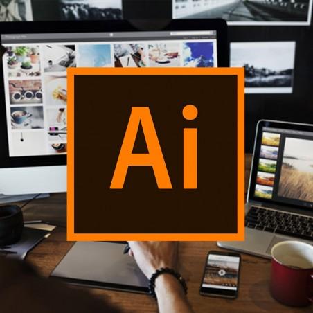 Formation Adobe Illustrator en ligne et sur mesure •...
