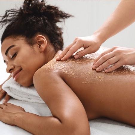 Ressourcez-vous : Gommage & Massage relaxant à l'huile de...