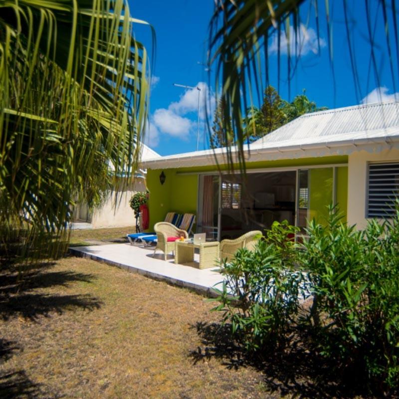 Villa privative : Séjour jusqu'à 5 personnes partir de 2 nuits • Hôtel Résidence Golf Village : 3N du jeudi au dimanche