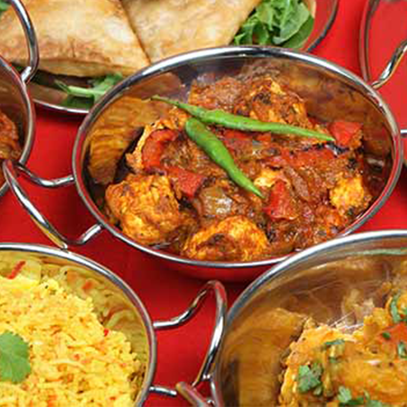 Votre menu Chicken : Entrée, Plat et Dessert au choix •  Restaurant le Gandhi Chicken Biryani