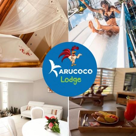 Karucoco Lodge séjour 2 ou 4 personnes : Détente et...