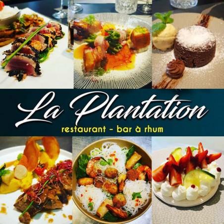Formule soir : entrée + plat + dessert • Restaurant la...