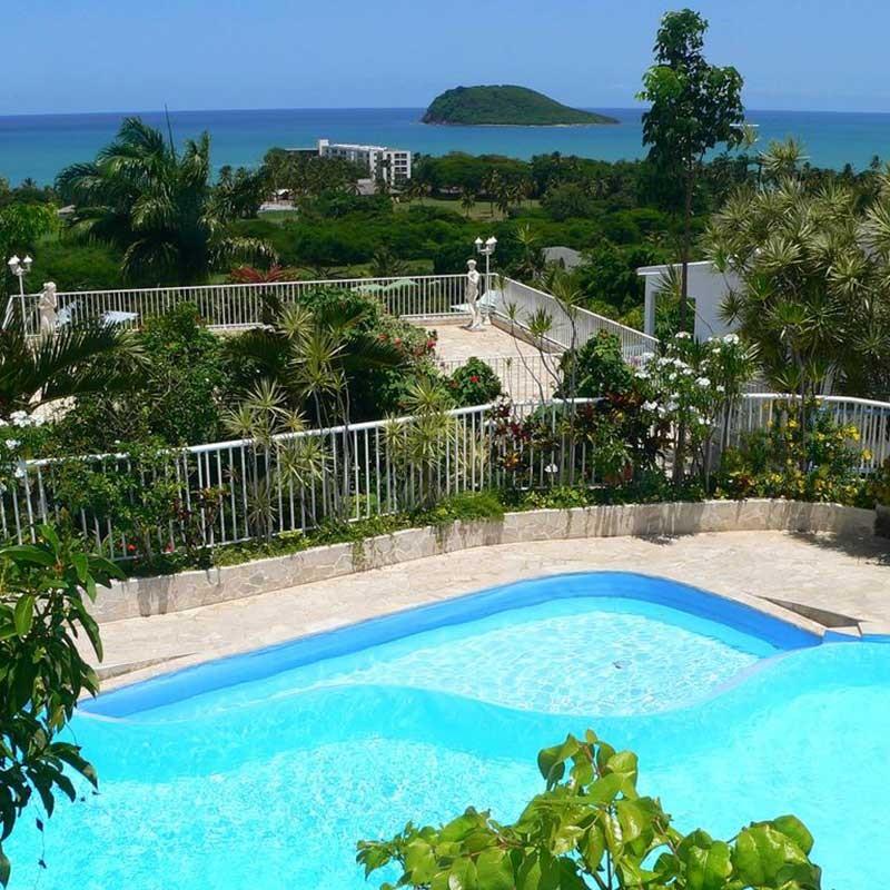 Caraïbes Bonheur**** :  Séjour avec champagne à partir de 2 nuits : 2P WE