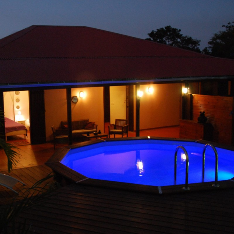 Villa Côté Jardin : séjour 2 nuits pour 2 personnes • Au jardin des colibris