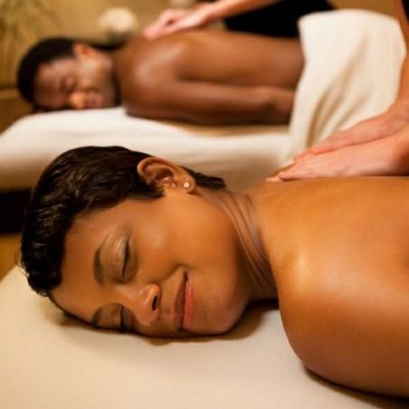 Partagez un massage sensuel et énergisant en duo •...