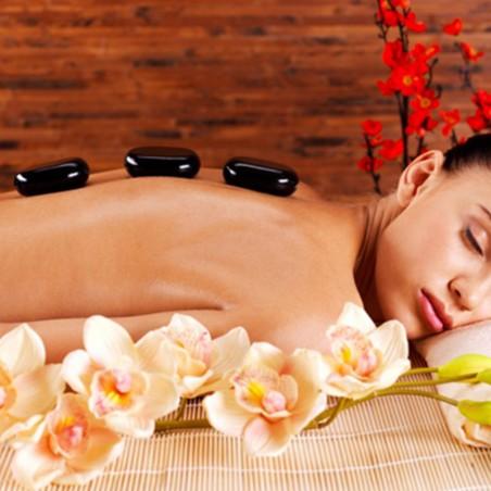 Craquez pour un massage ayurvédique au pierres chaudes •...