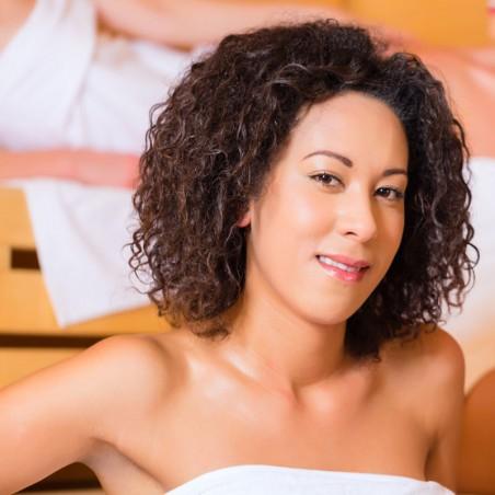 Sauna, Gommage du corps & Modelage du dos pour vous...