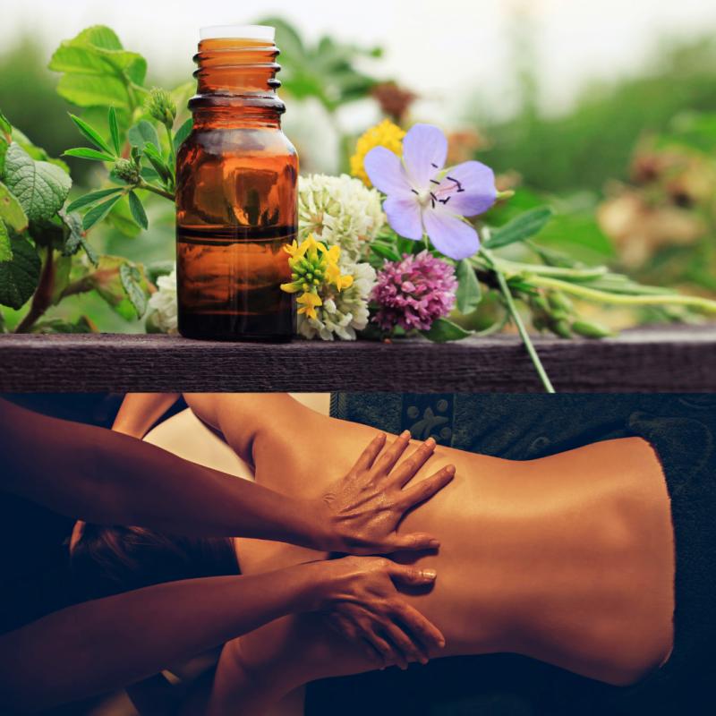 Bilan naturopathie et massage ayurvédique pour faire se sentir mieux • Anélya