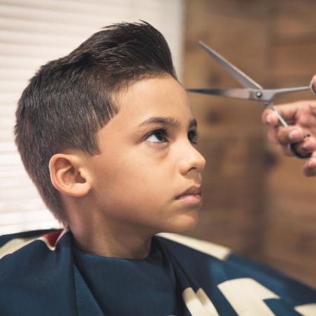Garçon : coupe enfant de 1 à 16 ans • TF Hair