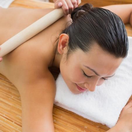 Détendu.e grâce au massage aux bambous • Zen'Attitude