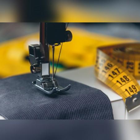 Formation : Couture à la main et à la machine •...