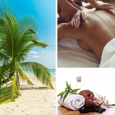Massage à la plage pour un dépaysement garantie • Nouveau...