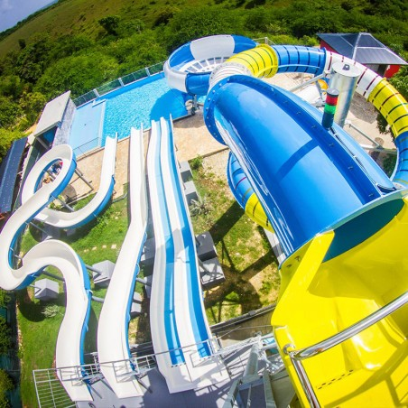 Toboggan & attractions : tentez l'aventure au KaruCoco Parc