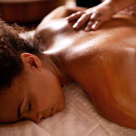 Douceur et détente avec ce massage californien + modelage...