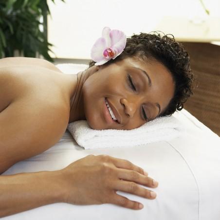 Rituel Sultane de Saba : Massage corps au choix + coffret...