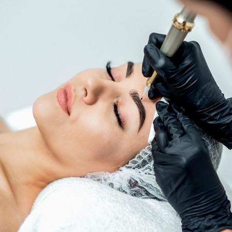 Maquillage permanent sourcils, extension des cils et...