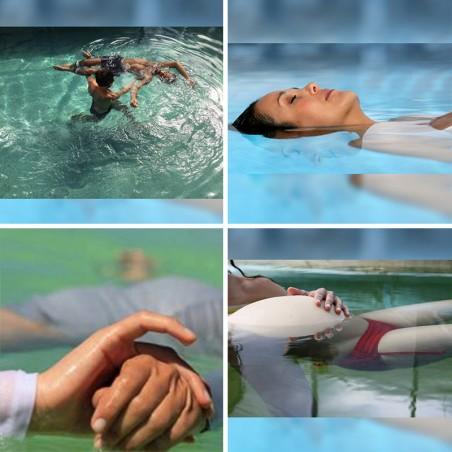 Offrez ce merveilleux voyage aquatique au cœur de vous...