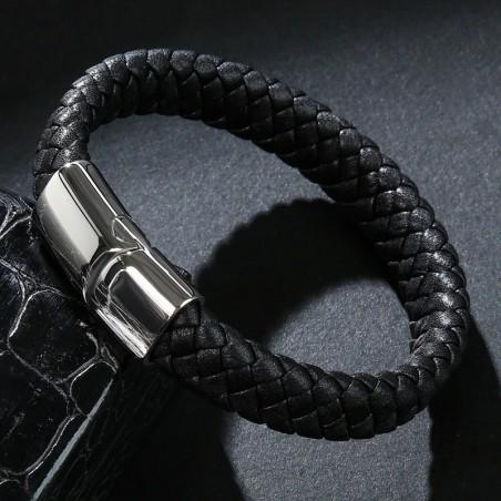 Bracelet Fabrice Homme en cuir • MYC Paris