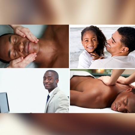 Soin papa idéal : votre escapade sensorielle corps et...
