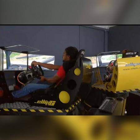 Simulateur Course Automobile pour révélez le pilote qui...