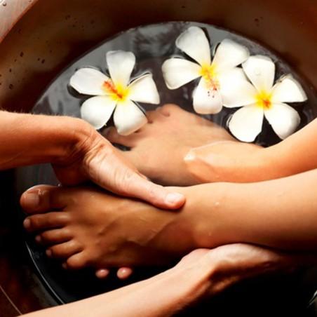 Beauté des pieds complète + Pose de vernis semi permanent...
