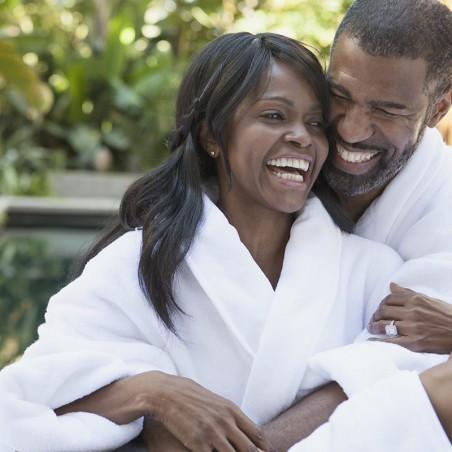 Duo : Massage, soin du dos et jacuzzi pour 2h30 de Bien...