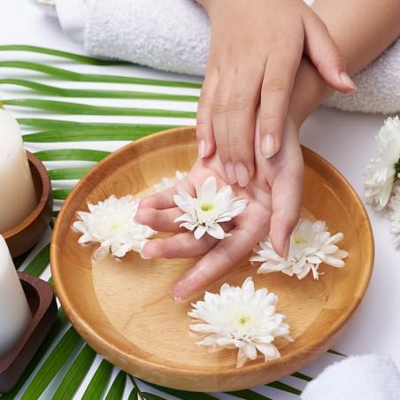 Soin complet pour des mains douces et agréables  •  Sav'diet
