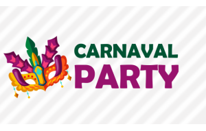 Carte carnaval party